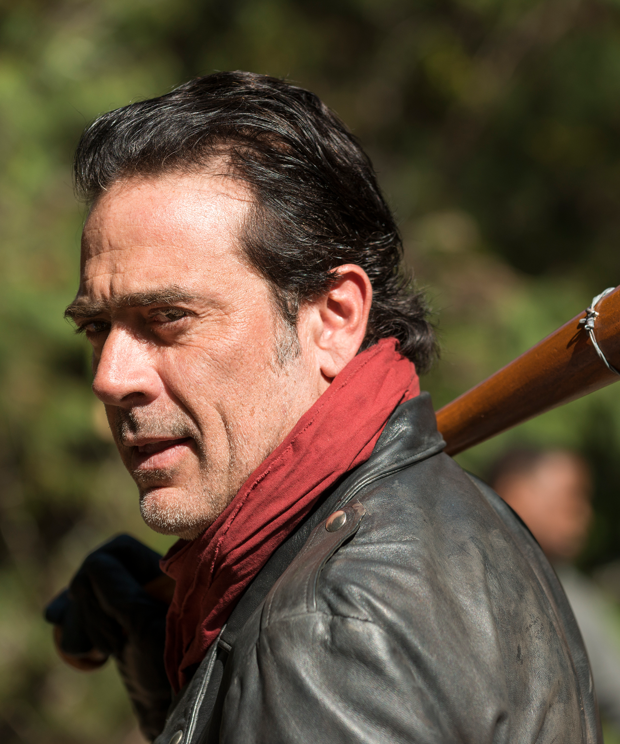 Negan Teases a 'Couple' Deaths in 'Walking Dead' Finale Clip