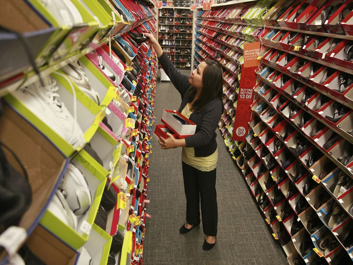 Oh No: Is Payless Going The Way Of Wet Seal & The Limited?