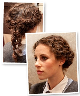 Incredible Really Curly Hairstyle Way To Wear Curly Hair Hairstyles For Women Draintrainus