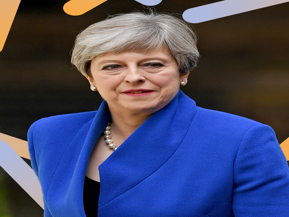 This Reporter Makeup-Shamed Theresa May — & Twitter Is NOT Having It
