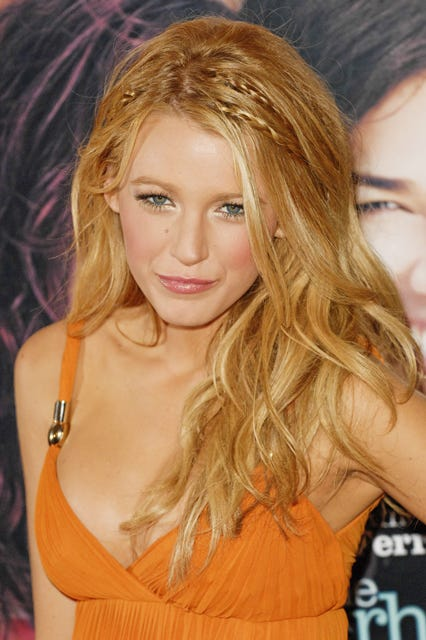 Blake lively hairstyles makeup hair color photo ray tamarragetty images urmus Image collections