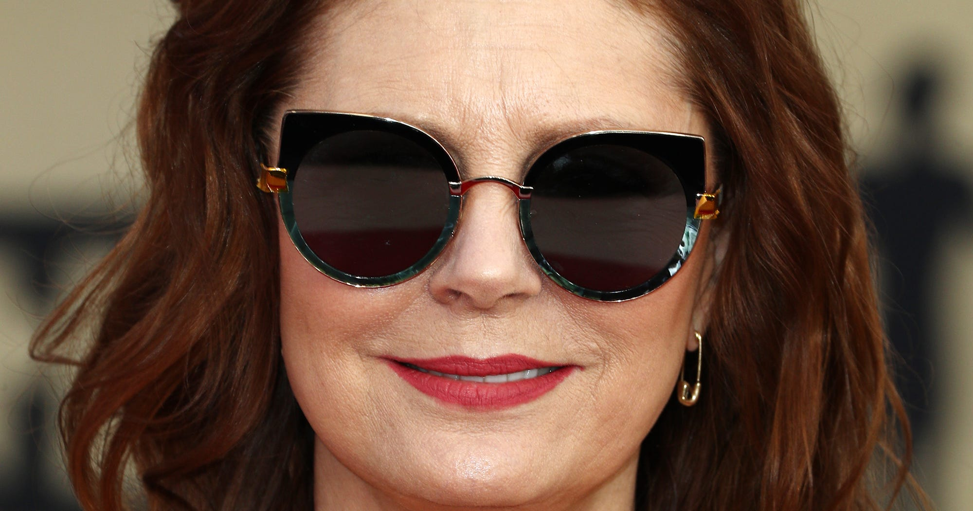 Where To Buy Susan Sarandon's Now-Iconic SAG Award Sunglasses