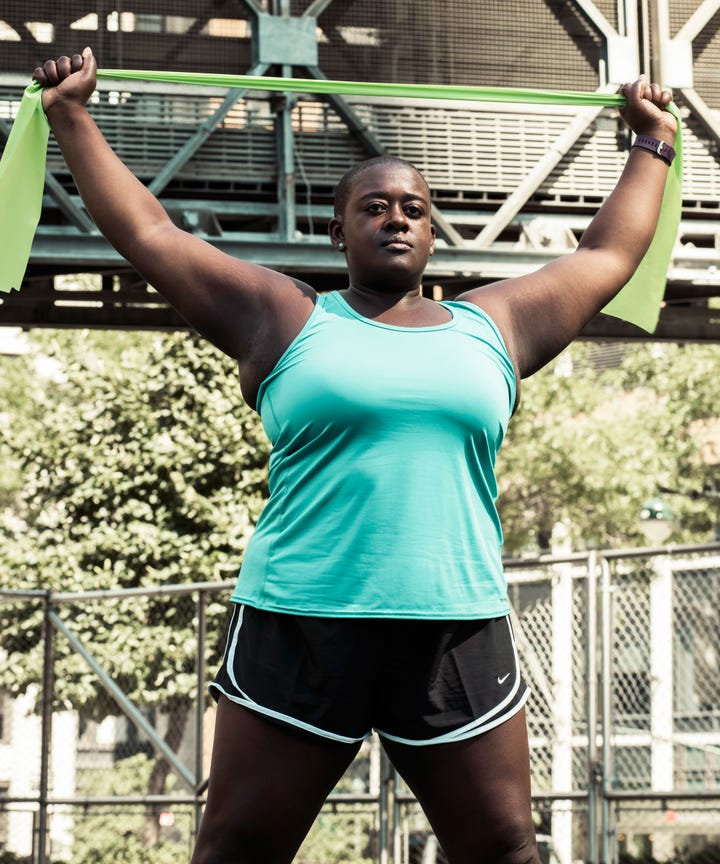 Hiring a personal trainer can be a major investment. The average cost for  one is $50 per hour, according to WebMD, and oftentimes they are much more  ...