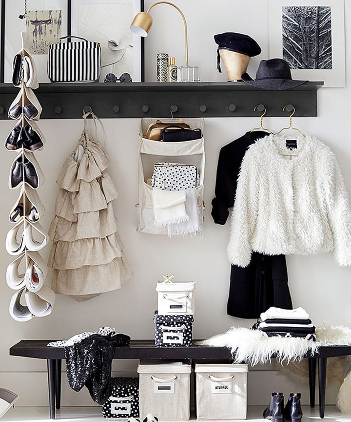 These 10 Closet Organizers Will Sort Your Whole Life Out