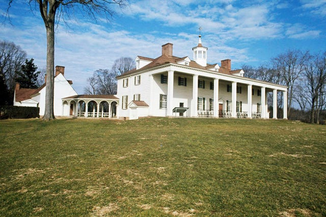Famous Architecture Houses iconic american homes - architecture pictures