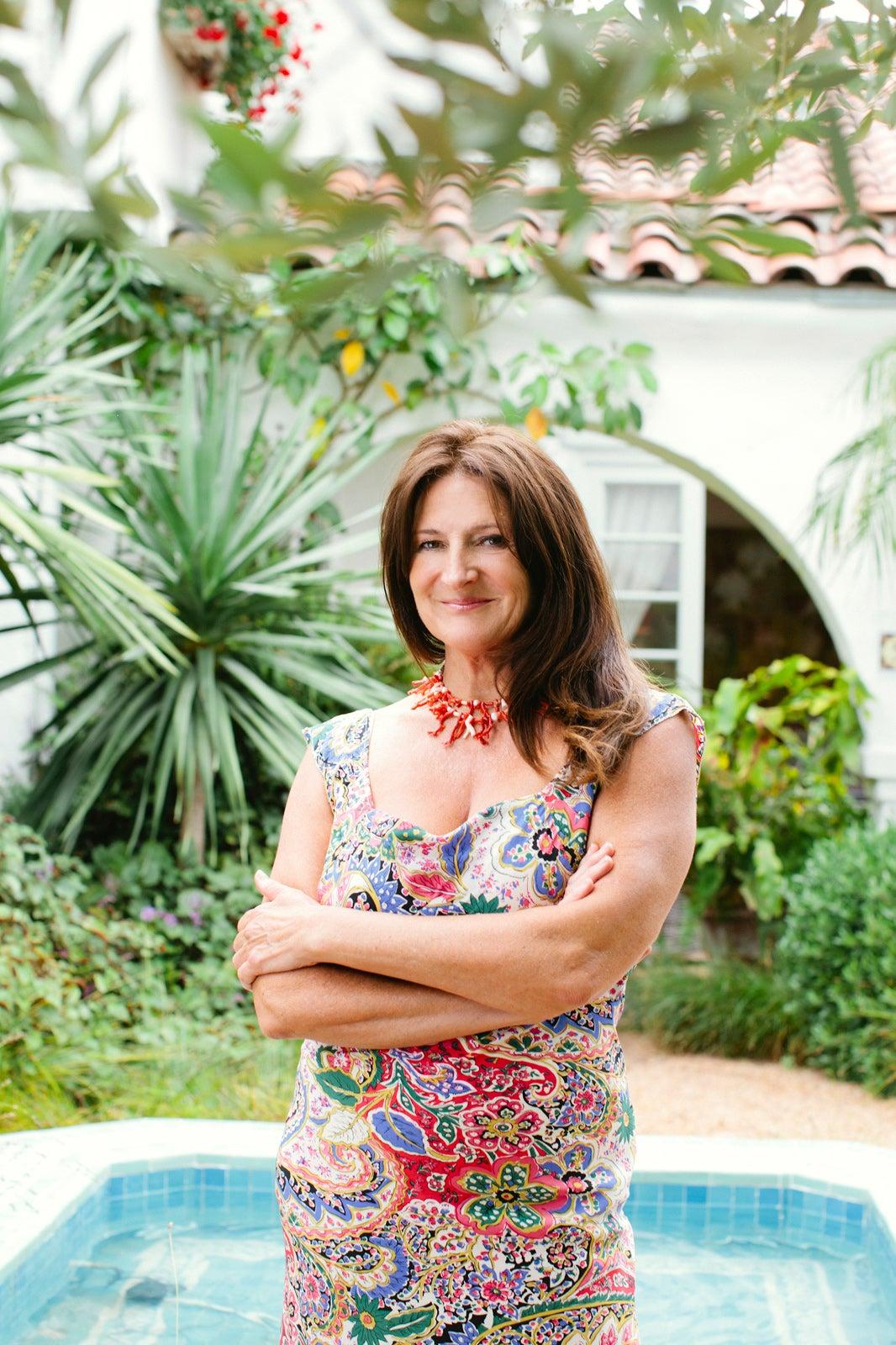 Kathryn Ireland million dollar decorator kathryn ireland interview & pi