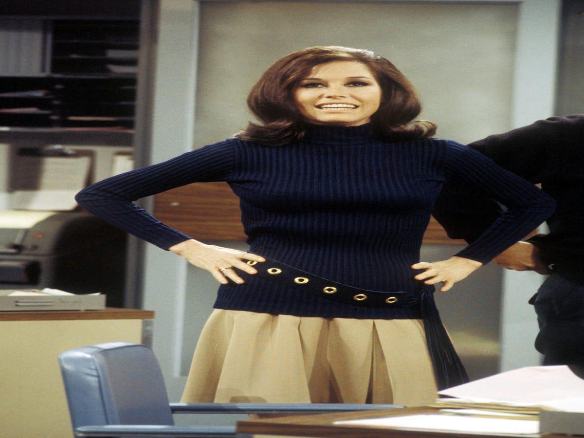11 TV Career Women Inspired By Mary Tyler Moore