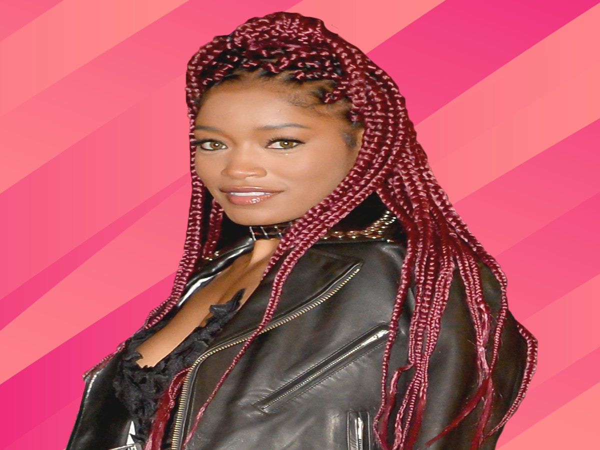 The Meaning Behind Keke Palmer's Jaw-Dropping Beauty Evolution