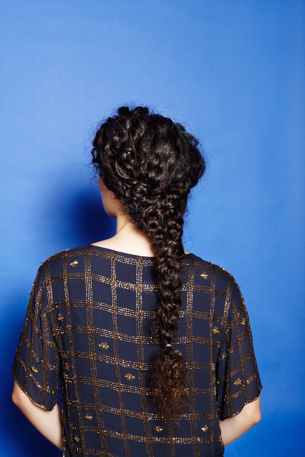 Terrific How To Braid Curly Hair Cute Plait Styles Hairstyles For Women Draintrainus