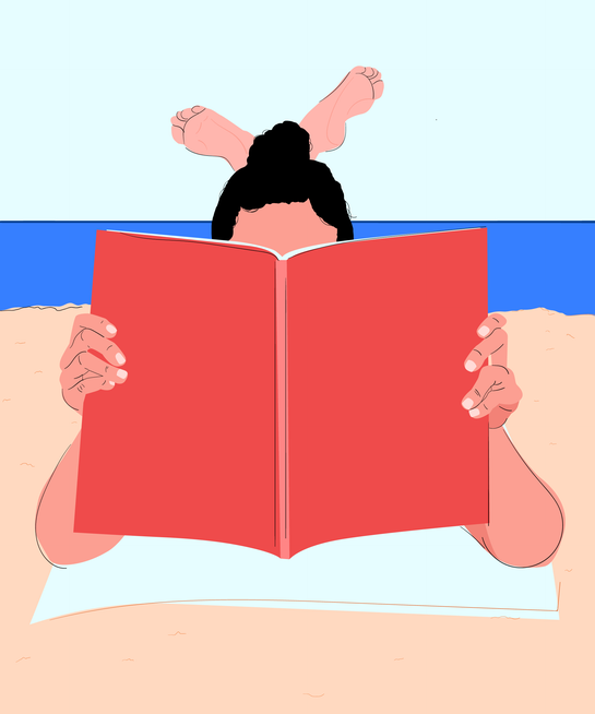 The Best Beach Reads Of 2017