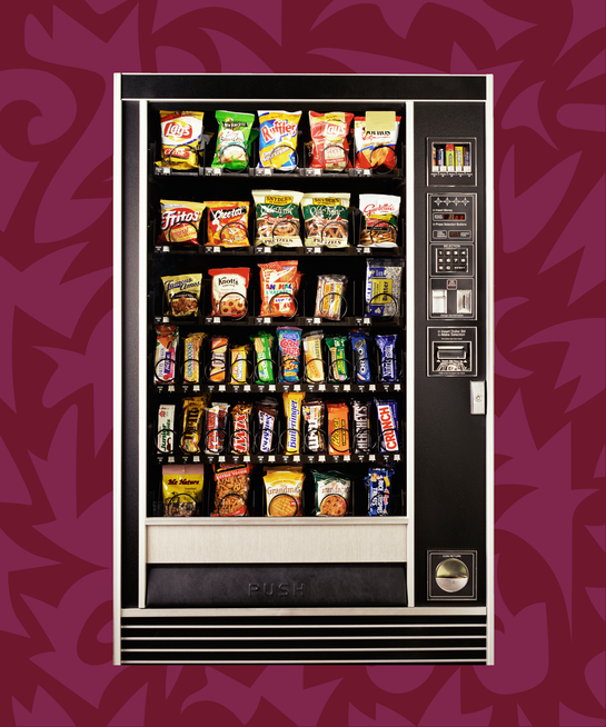 We Almost Can't Believe These 15 Vending Machines Are Real