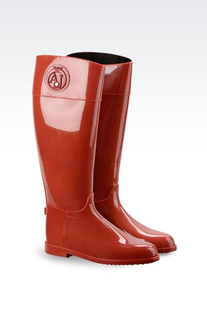 Fall Rain Boots - Chic Waterproof Footwear