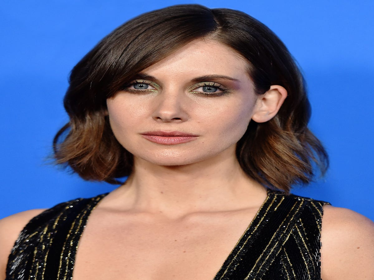 Why Alison Brie Is Being Compared To Eleven From Stranger Things