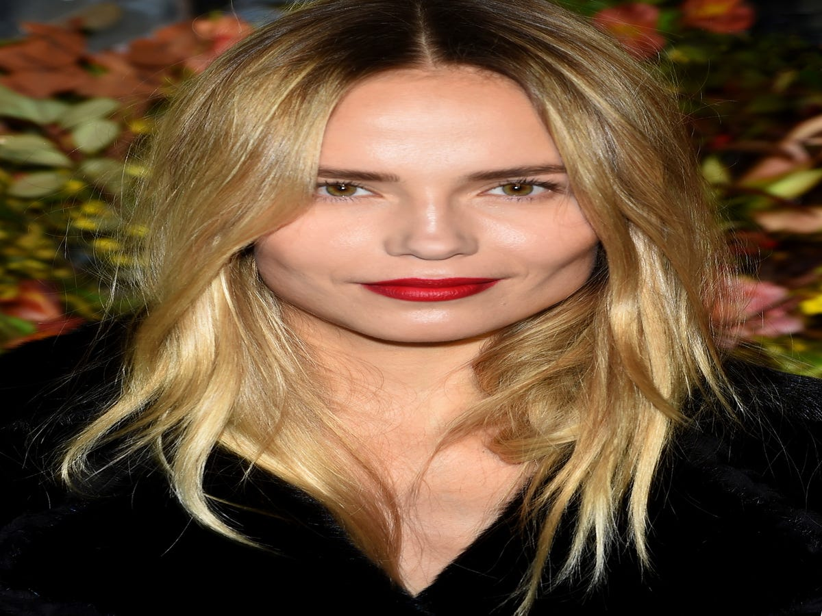 Exactly How Supermodel Natasha Poly Keeps Her Skin Looking So Flawless
