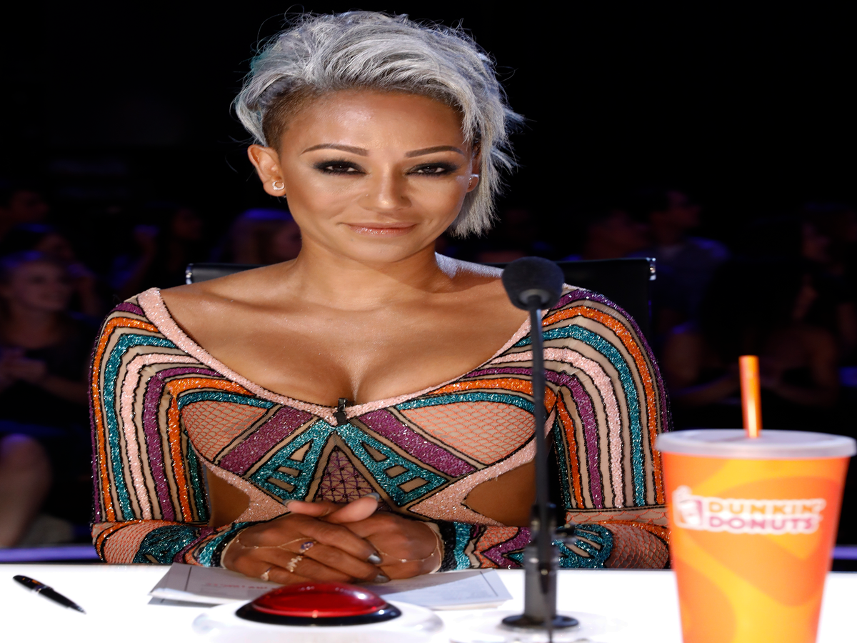 Mel B Gave Simon Cowell The Diss He Deserved On America's Got Talent