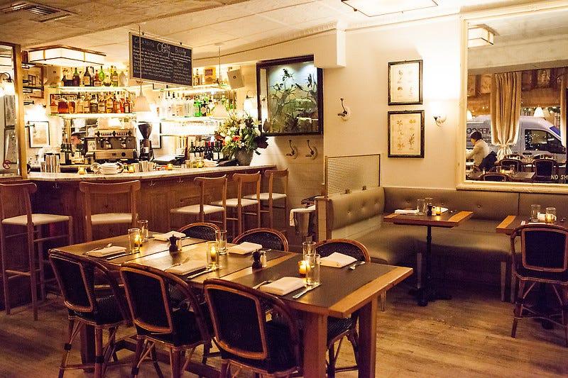 West Village Restaurants