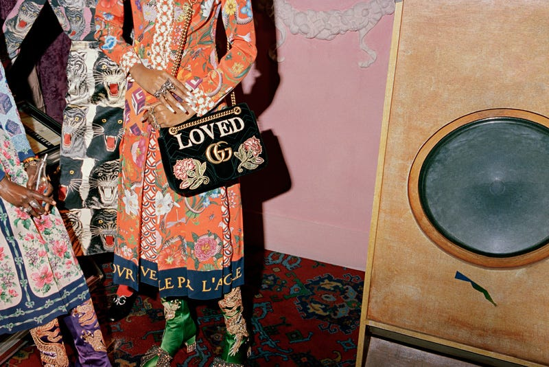 New Gucci Campaign Features Solely Carefree Black Models And It's Everything