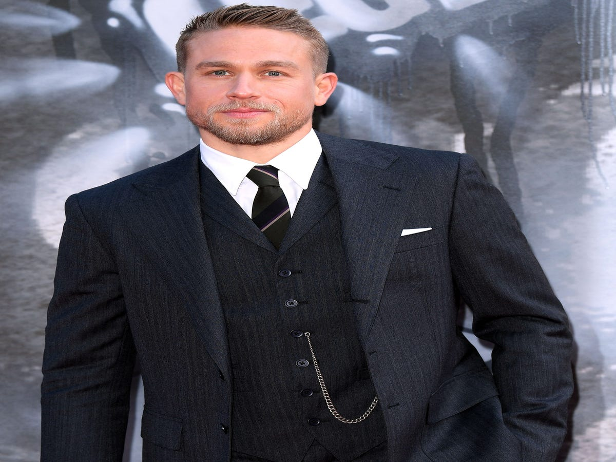Wait, Is Charlie Hunnam The New James Bond?
