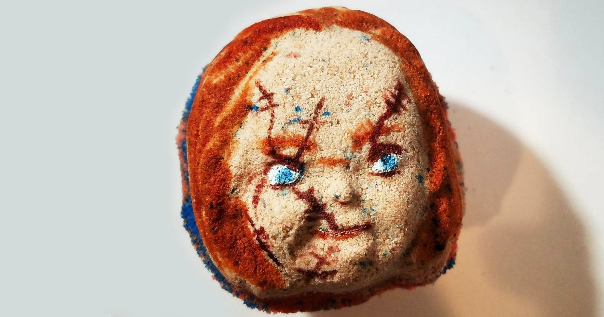These Bath Bombs Are Inspired By Your Favorite Scary Movies