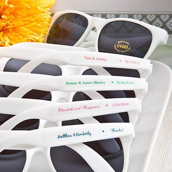 Best Wedding Favors Guest Gift Ideas
