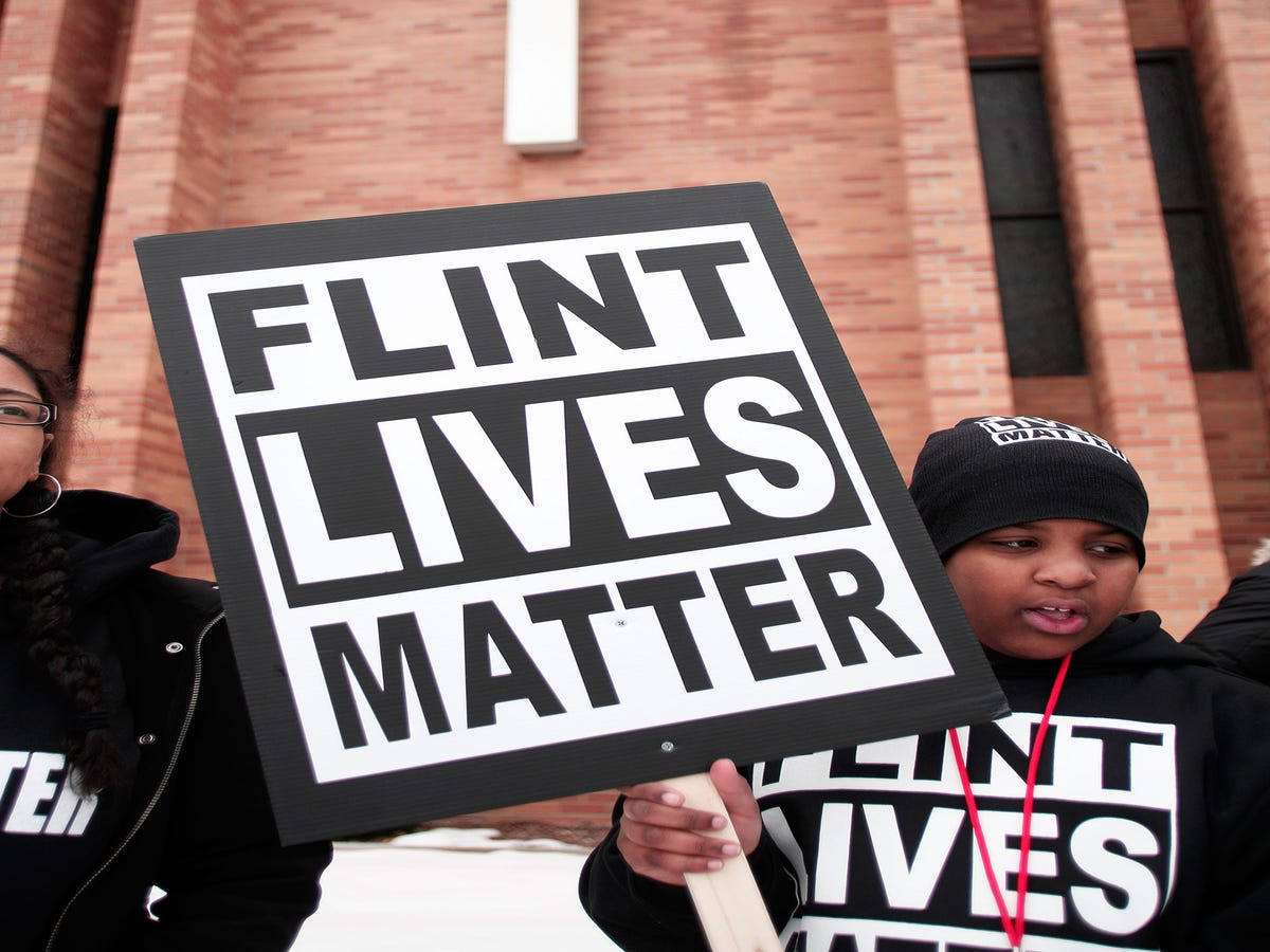 New Criminal Charges Filed In Flint Water Crisis