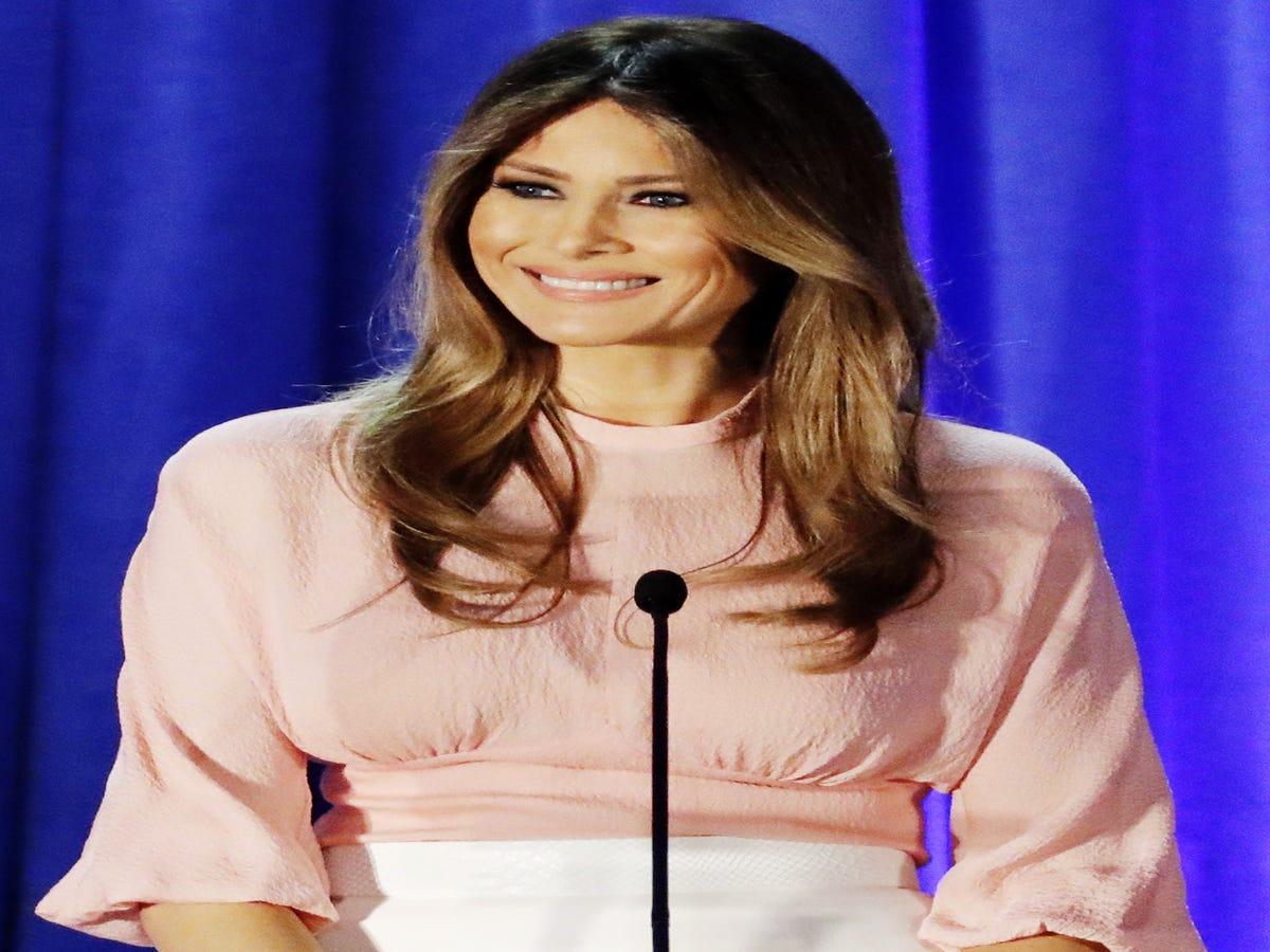 Everything You Ever Wanted To Know About The Role Of The First Lady