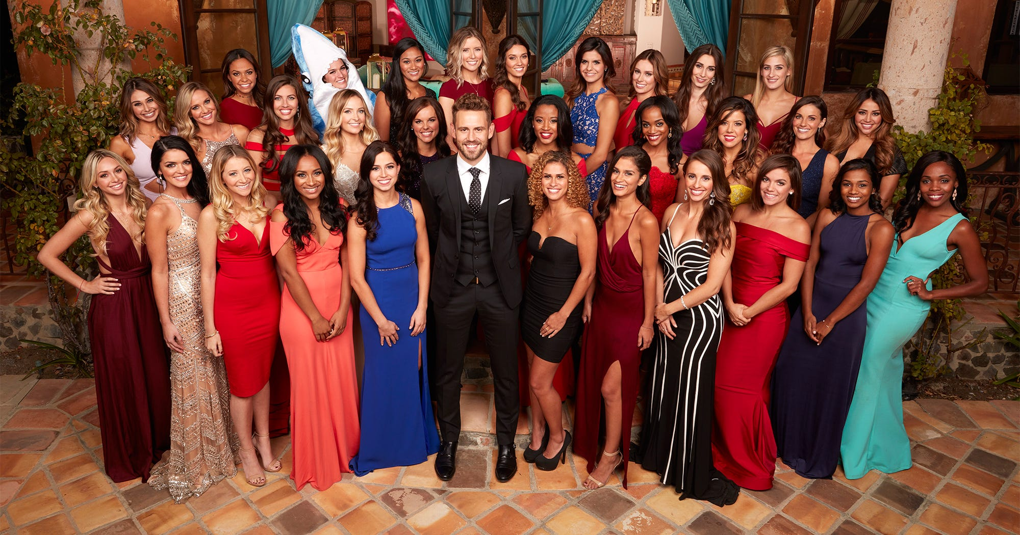 Bachelor Cast Weight Body Type No Plus Size Women Men