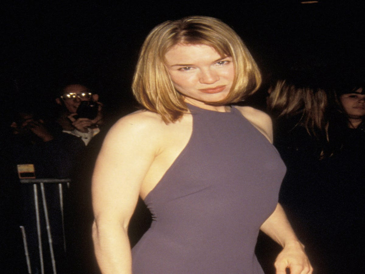 Renée Zellweger Is All For A Jerry Maguire Reunion