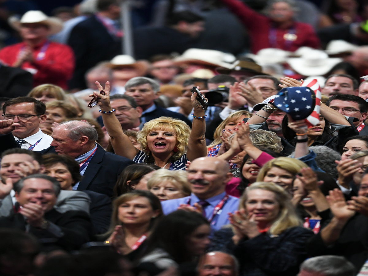 Was That A Nazi Salute? — & Other Controversial Moments From The RNC