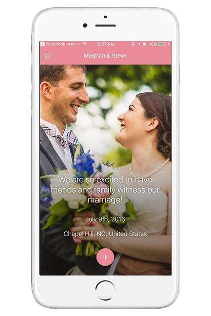 Wedding apps best planner apps for brides grooms joys desktop websites and wedding planning app work in conjunction with each other you can create your guest website online and keep planning through the junglespirit Choice Image