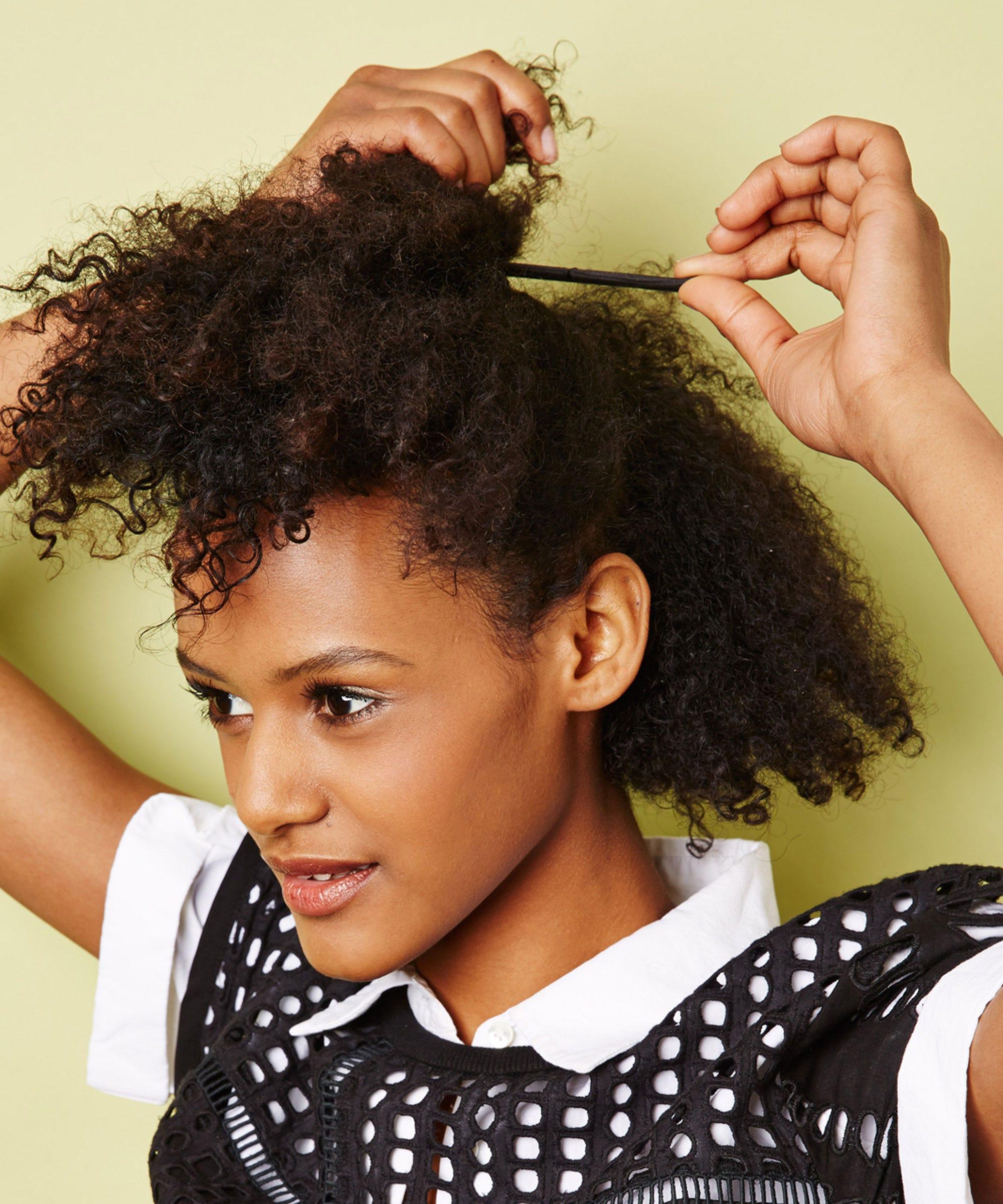 Astonishing Natural Hair Styles Black Hair Tips Short Hairstyles Gunalazisus