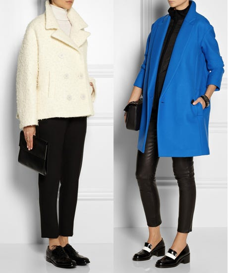 Great Coats: The 10 Most Luxe Toppers To Love Now