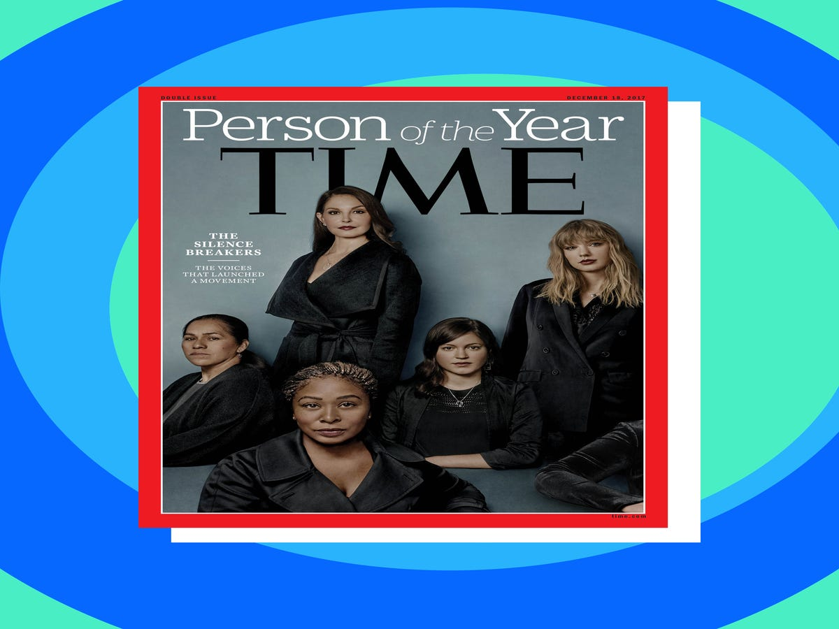 Time s Person Of The Year Pick Was Inclusive In More Than One Way