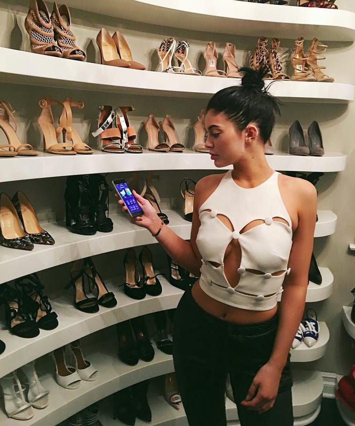 This Is What It Costs To Live Like Kylie Jenner