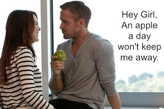 refinery29 on Twitter: &quot-20 &quot-Hey Girl&quot- moments in honor of Ryan ...