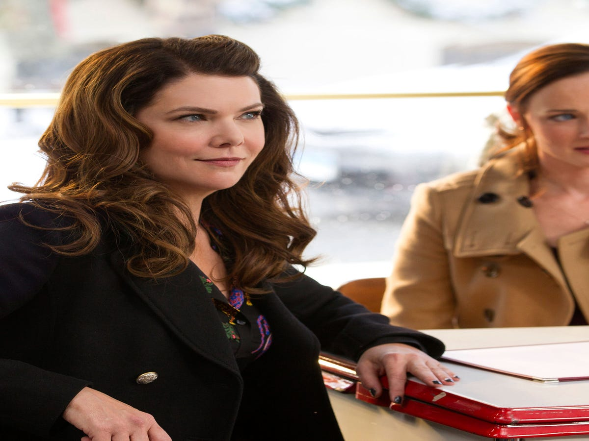 Lauren Graham Says More Gilmore Girls Would Be Too Risky