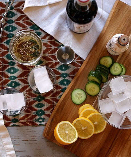 A Delightful Pimm's Cup Recipe, Straight From New Orleans