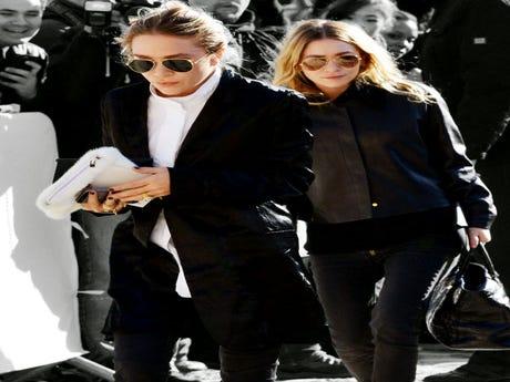 Mary-Kate & Ashley Olsen s Style, Decoded