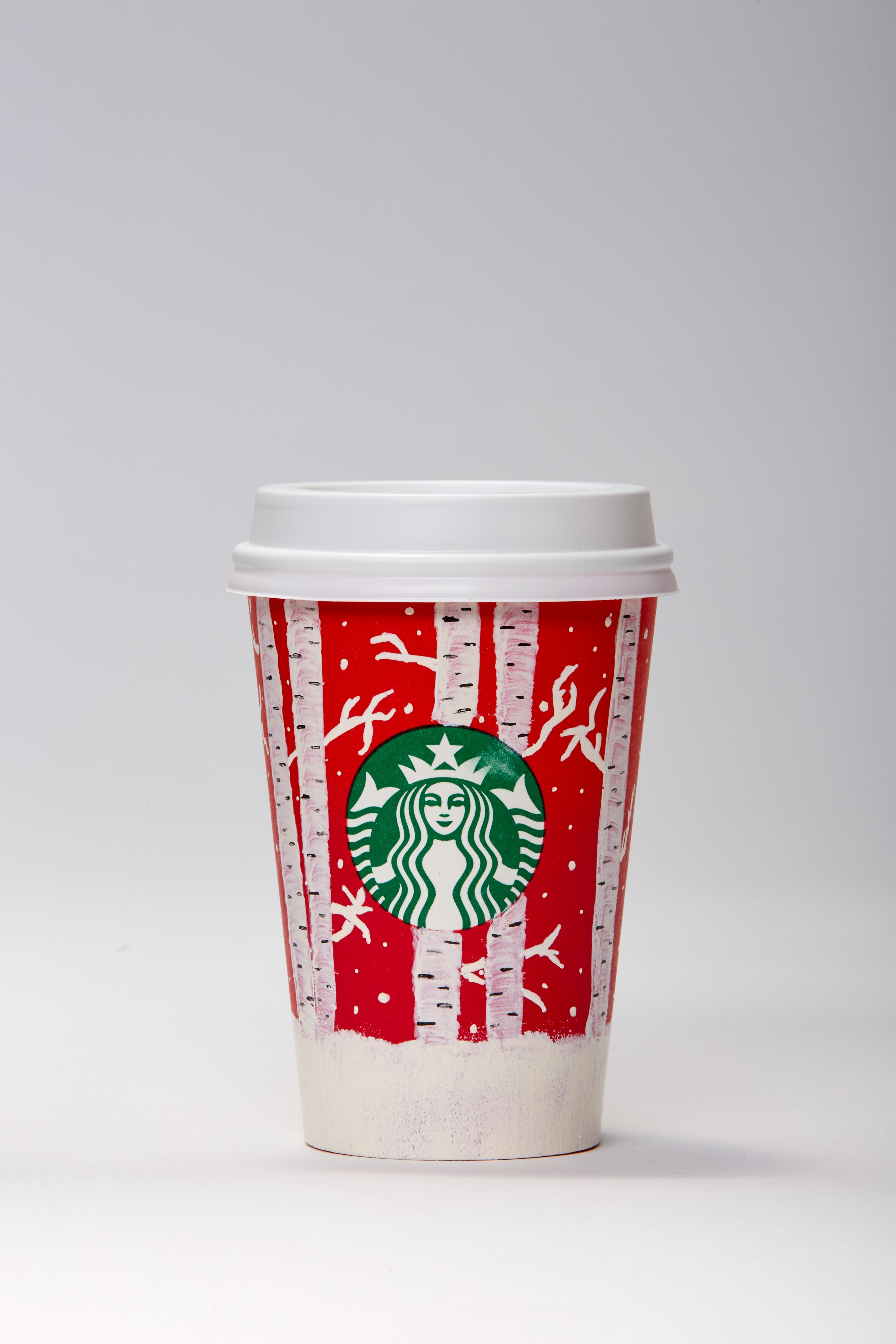 New Starbucks Winter Red Cups - Every Cup Design