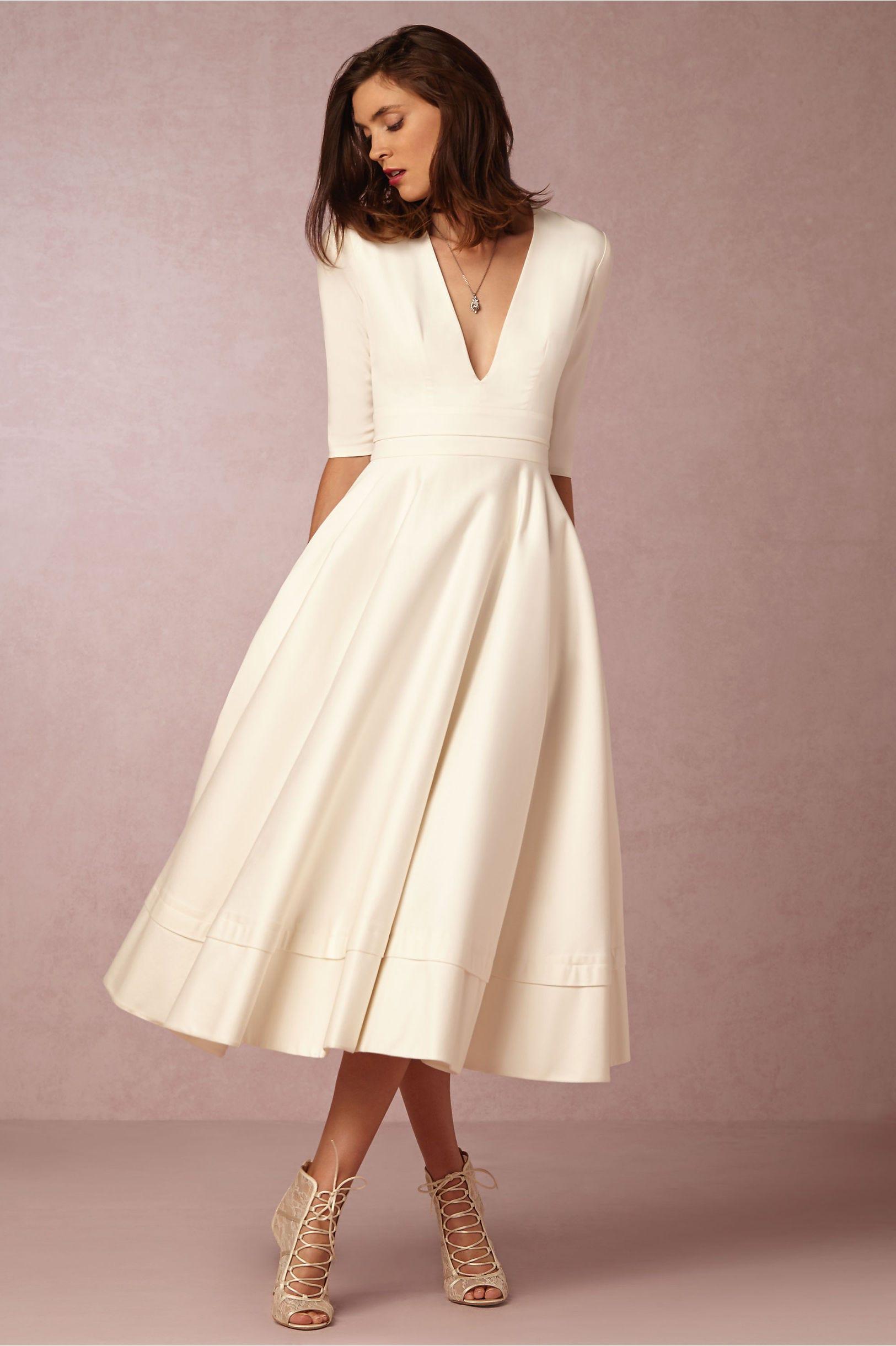 best short wedding dresses midi wedding dress