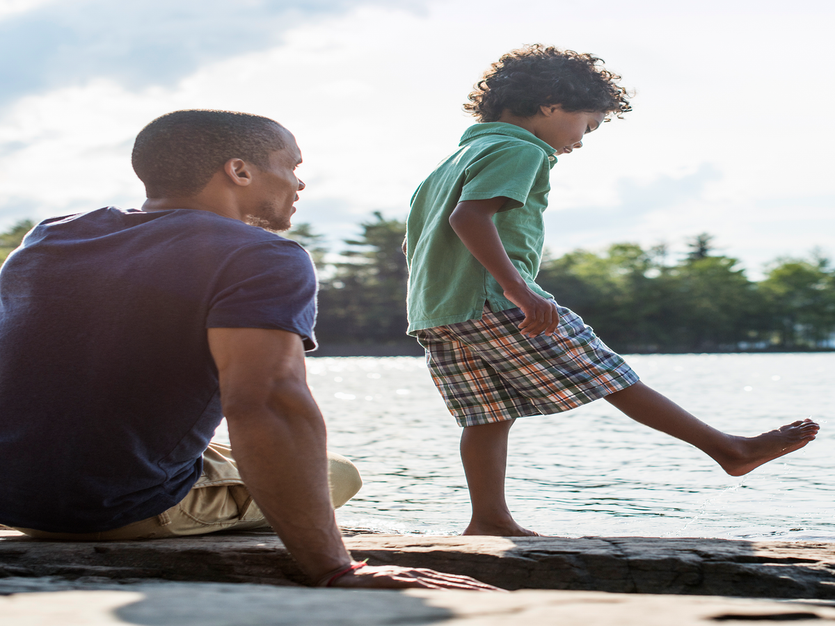 A Look At What It Means To Be A Black Dad