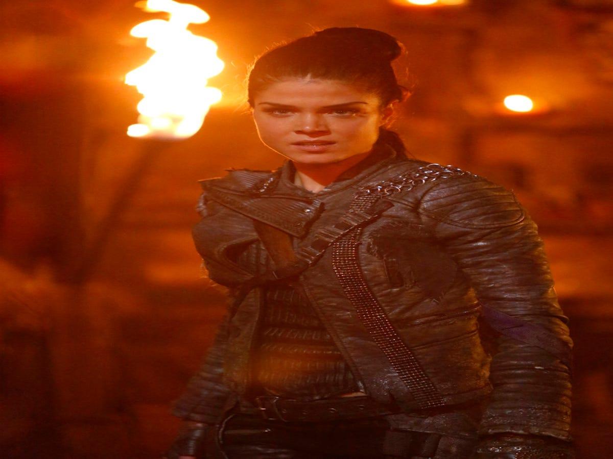 The 100 Recap Season 4 Episode 3 Recap:  The Four Horsemen