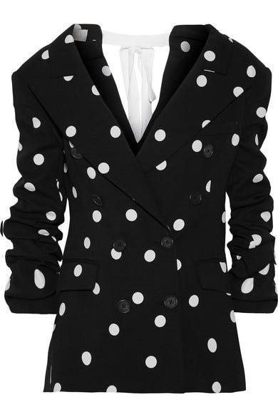 345f89e75d952 Cute Ways To Wear The Polka Dot Trend Winter 2018