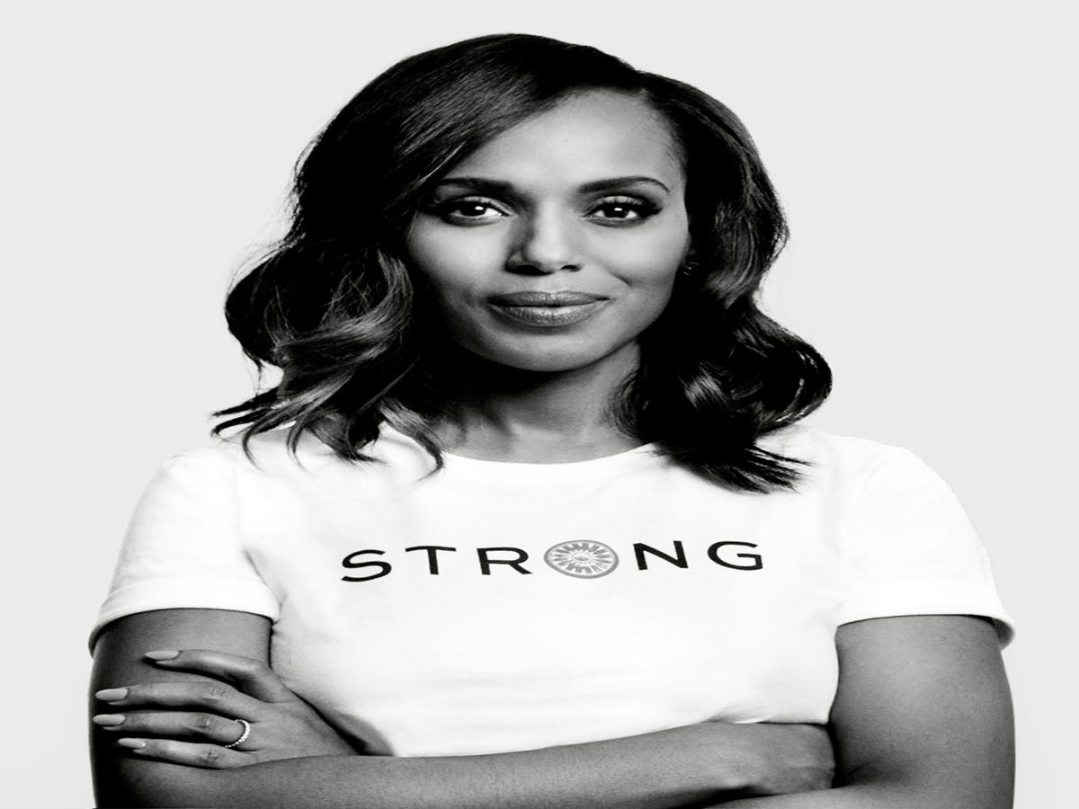 Tory Burch, Kerry Washington, & More Want You To #EmbraceAmbition