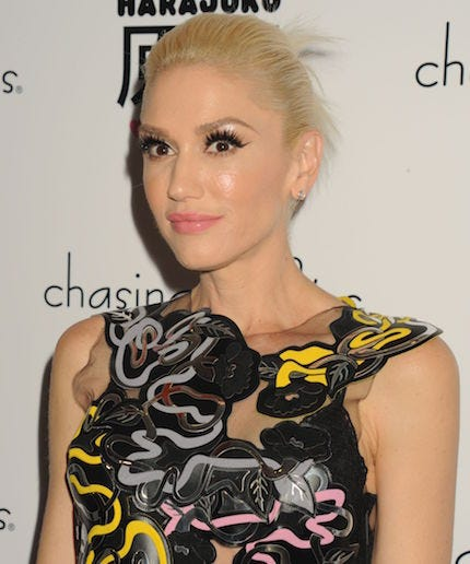 Interview with :   Gwen Stefani, songwriter, fashion designer, and actress on Breakup, 'Used To Love You'