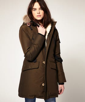 Womens Parka - Warm Parkas for Women