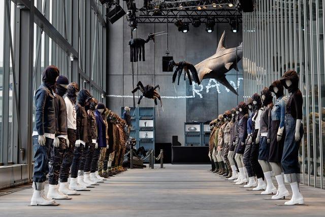 pharrell williams gstar raw sustainable fashion line