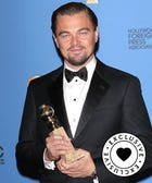 Leonardo DiCaprio's Globe Win Won't Bloat His Oscar Ego