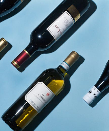 We've All Heard About Red Wine, But What About White Wine?