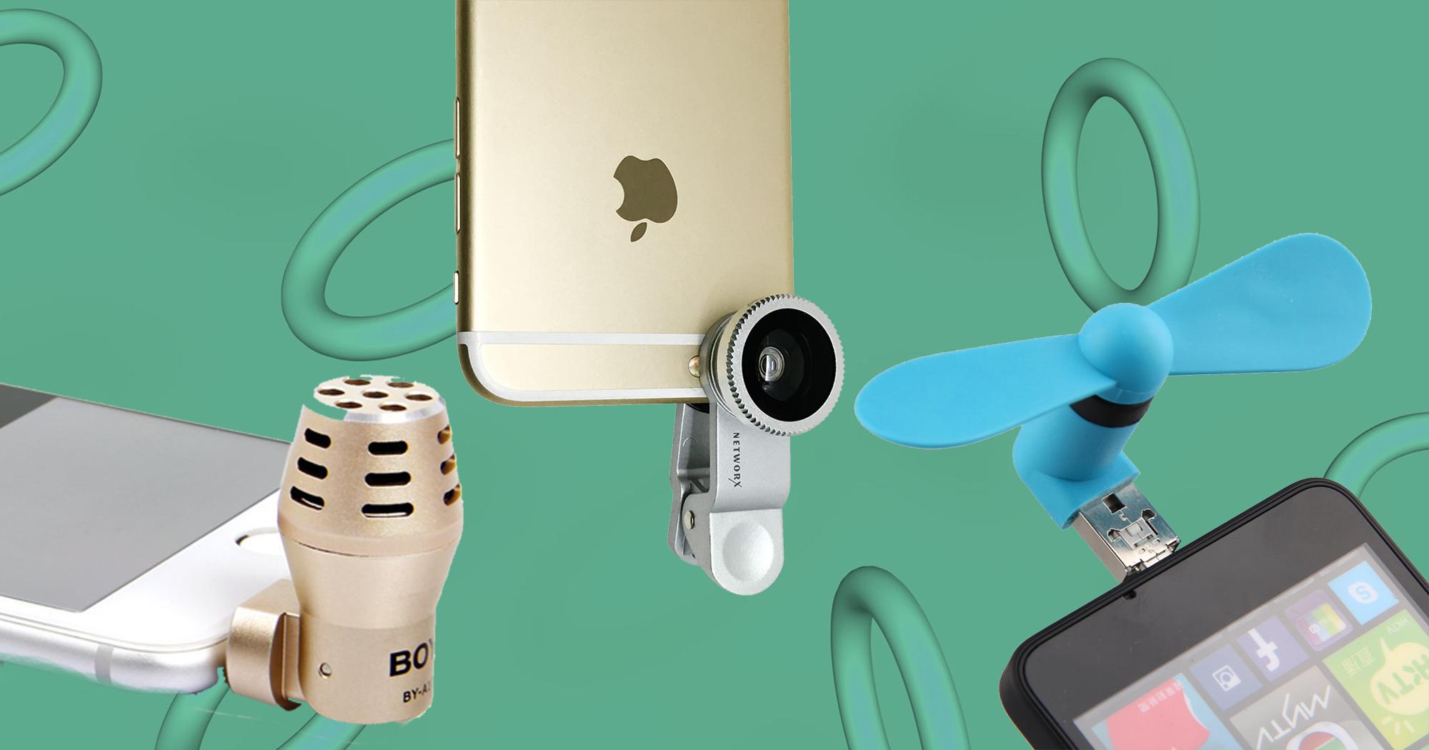 8 smartphone gadgets die einen pro aus dir machen. Black Bedroom Furniture Sets. Home Design Ideas